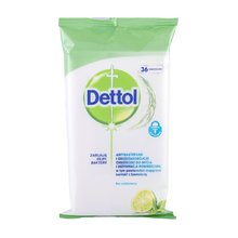 Antibacterial Cleansing